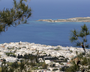 Bizas Parikia Paros accommodation